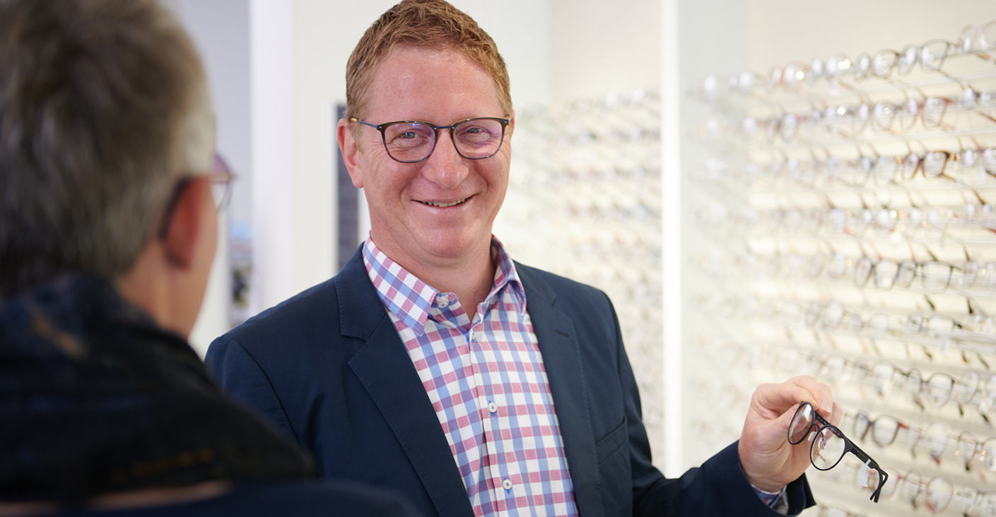 Optik Alberty Optiker und Akustiker Christoph Jansen